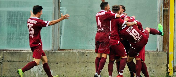 La Reggina torna a vincere: Siracusa battuto 1-0