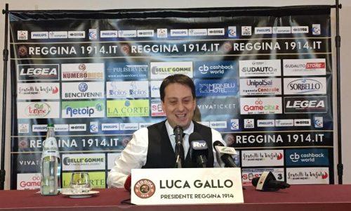 """Reggina, Gallo si presenta:""""La Serie C è un insulto alla tifoseria"""""""