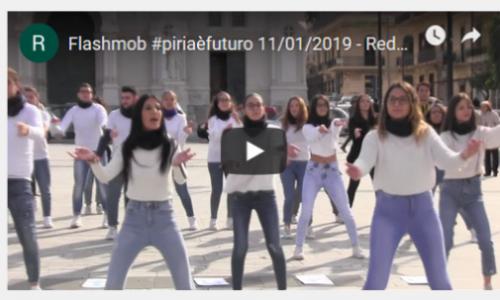 Flashmob Piazza Duomo 11 Gennaio (VIDEO)